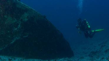 The Wreck of Cannitello