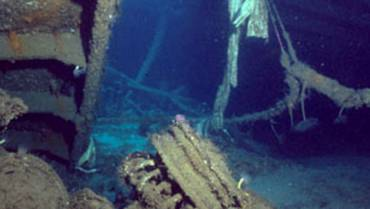The wreck of Rigoletto