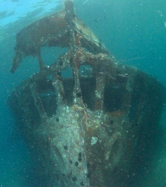 The Wreck of Valfiorita