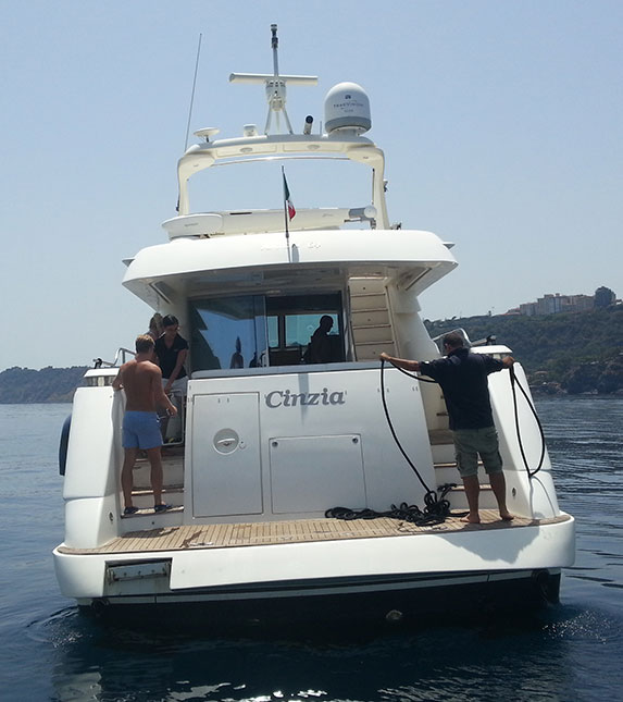 Scuba Yacht Service